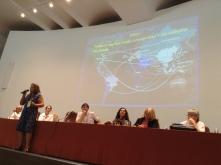 Priscila Siqueira fala sobre Globalização, gênero e tráfico de pessoas.