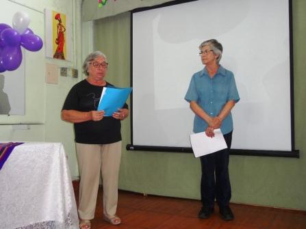 Ir. Pilar Laria e Ir. Ivoni Grando, OSR falam sobre as vidas que passaram pela Pastoral, num retrospecto emocionante.