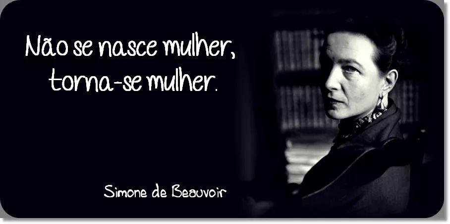 Resultado de imagem para Figuras de mulher em Simone de Beauvoir: a mãe, a prostituta, a lésbica