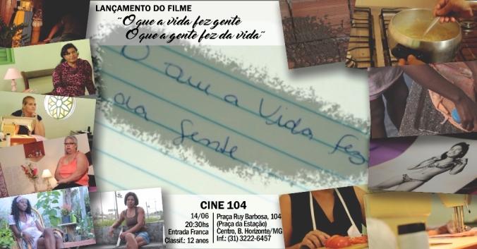 Convite - Lançamento documentario