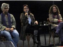 Fernanda Soares ( Relações Públicas, ativista pelos direitos humanos e co-roteirista do documentário)