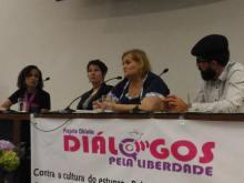 Mesa 2 - Machismo e Violência no âmbito das mulheres que exercem prostituição.