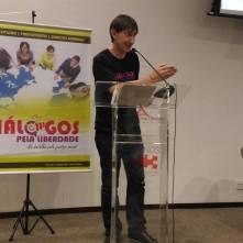 Coordenador do projeto Diálogos pela Liberdade