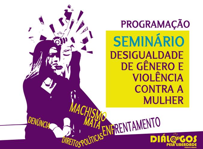 programacao-seminario Gênero