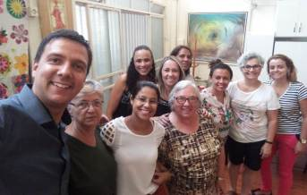 Workshop - Equipe Diálogos pela Liberdade - Rede Oblata Brasil